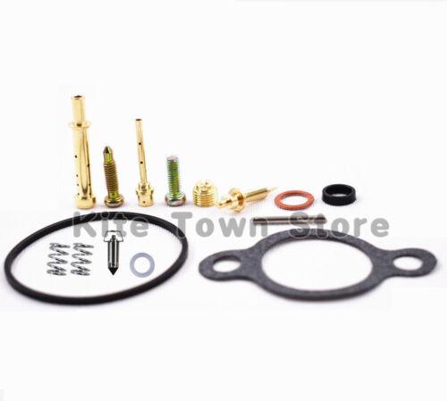 550 Engine KCR550 New Carb Carburetor Rebuild Kit Repair for Kawasaki Mule 520