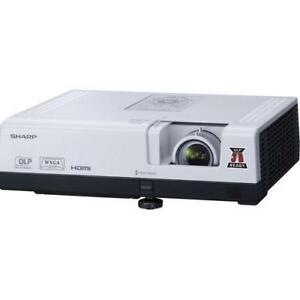 Sharp PG-D3050W Projector Rental City of Toronto Toronto (GTA) Preview