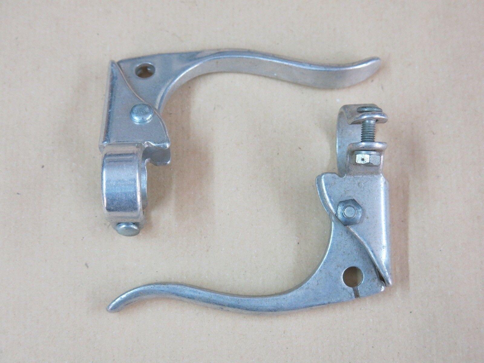 Paar Hebel  Bremse Rennrad Vintage 10 CM Brake Lever  comfortably