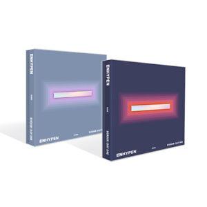 ENHYPEN - BORDER : DAY ONE (1st Mini) CD+Photobook+Photocard+Poster+FREE GIFT