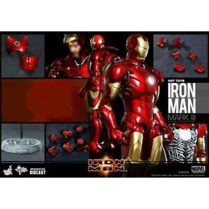 Details about HOT TOYS 1/6 MARVEL IRON MAN MMS256D07 DIE-CAST MK3 MARK III  Movie ACTION FIGURE