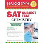 Sat Subject Test, Chemistry by Joseph A. Mascetta (Paperback, 2014)