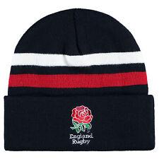England Rugby Cuff Beanie Junior Kids Fanatics