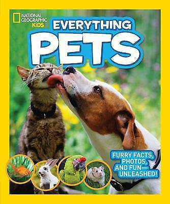 1 of 1 - Pets (Everything),National Geographic Kids,New Book mon0000121381