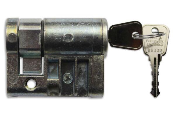 Replacement Cardale Garage Door Euro Cylinder Lock Barrel 40mm With