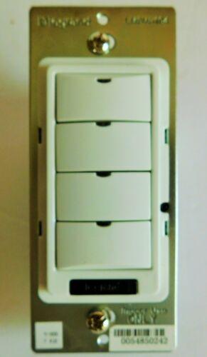 WattStopper Legrand LMSW-104-W DLM Switch 4 Button w// IR NO BOX