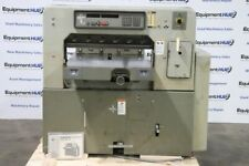 Polar Mohr 76 Em 30 Programmable Guillotine Paper Cutter