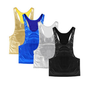 Fashion-Mens-Muscle-Gym-T-shirt-Tank-Top-Bodybuilding-Pullover-Vest-Workout-Tops