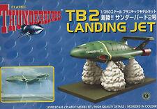 Thunderbirds TB2 Landing Jet Model Kit - Gerry Anderson