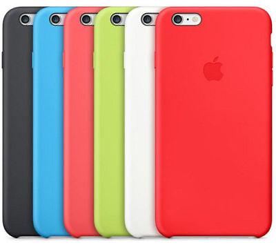 OEM Original Apple Silicone Case For Apple iPhone 6 Plus, iPhone 6s Plus | eBay