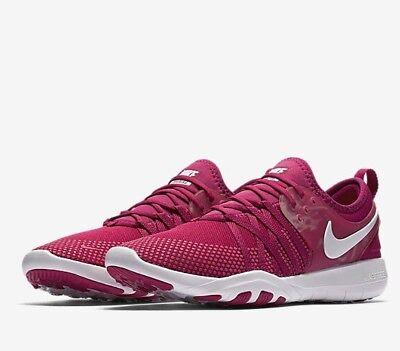 Nike Free TR 7 WMNS Training Schuh 904651 601 Fuchsia Größe UK 4.5 EU 38 US 7 NEU