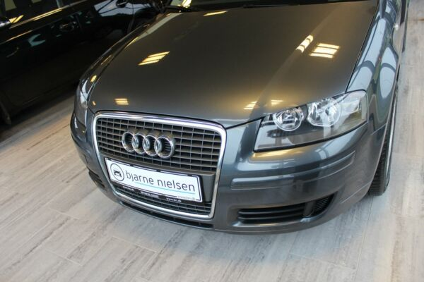 Audi A3 1,9 TDi Attraction SB - billede 4