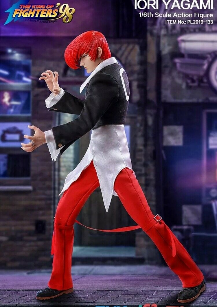 TBLeague PL2019-133 1 6 IORI YAGAMI YAGAMI YAGAMI re of Combatientes KOF98 12'' cifra giocattolo GIfts 550d1c