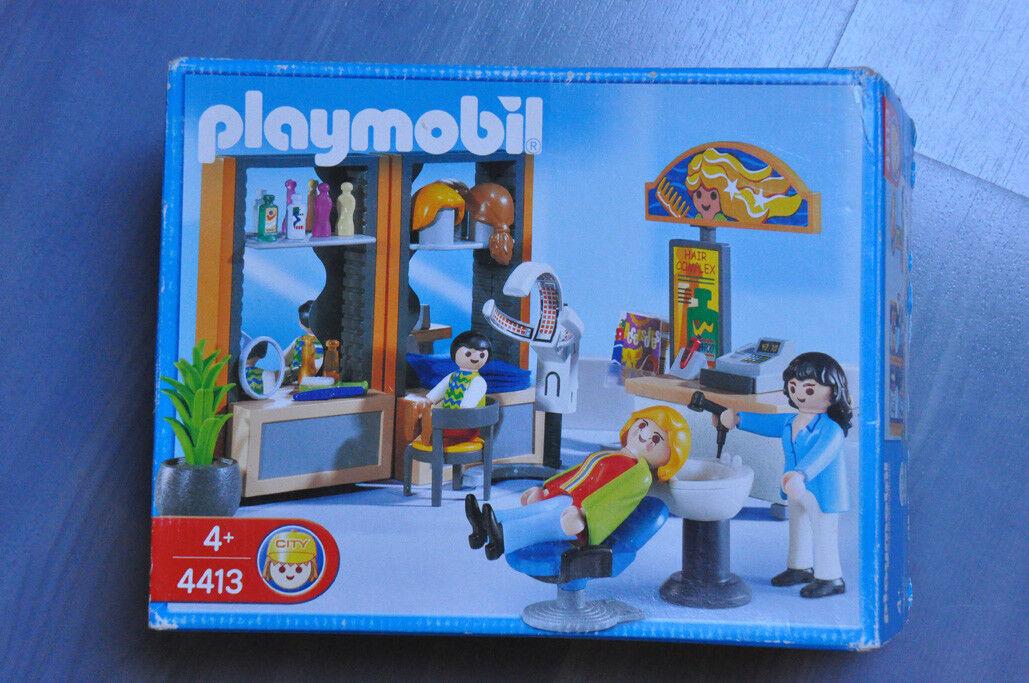 Playmobil 4413 hairRobeing  salon collection tbe  À ne pas manquer!
