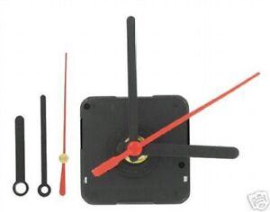 2019 Nouveau Style Mecanisme D'horloge Pendule Montre X 10 Pieces Pour Convenir à La Commodité Des Gens