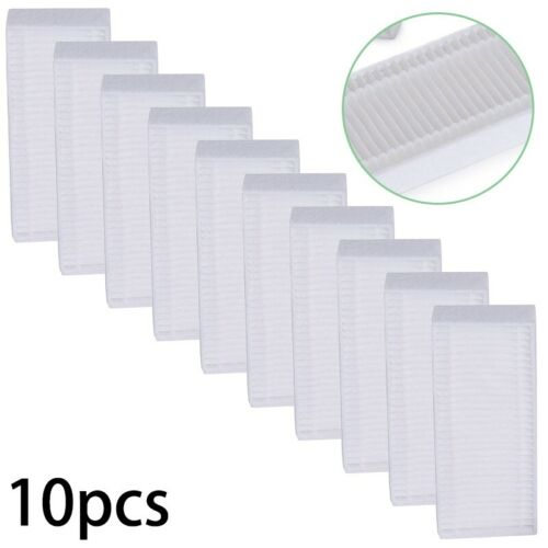 10x Filters Kits For Coredy R300 Robotic Vacuum Cleaner Spare Parts Attachments