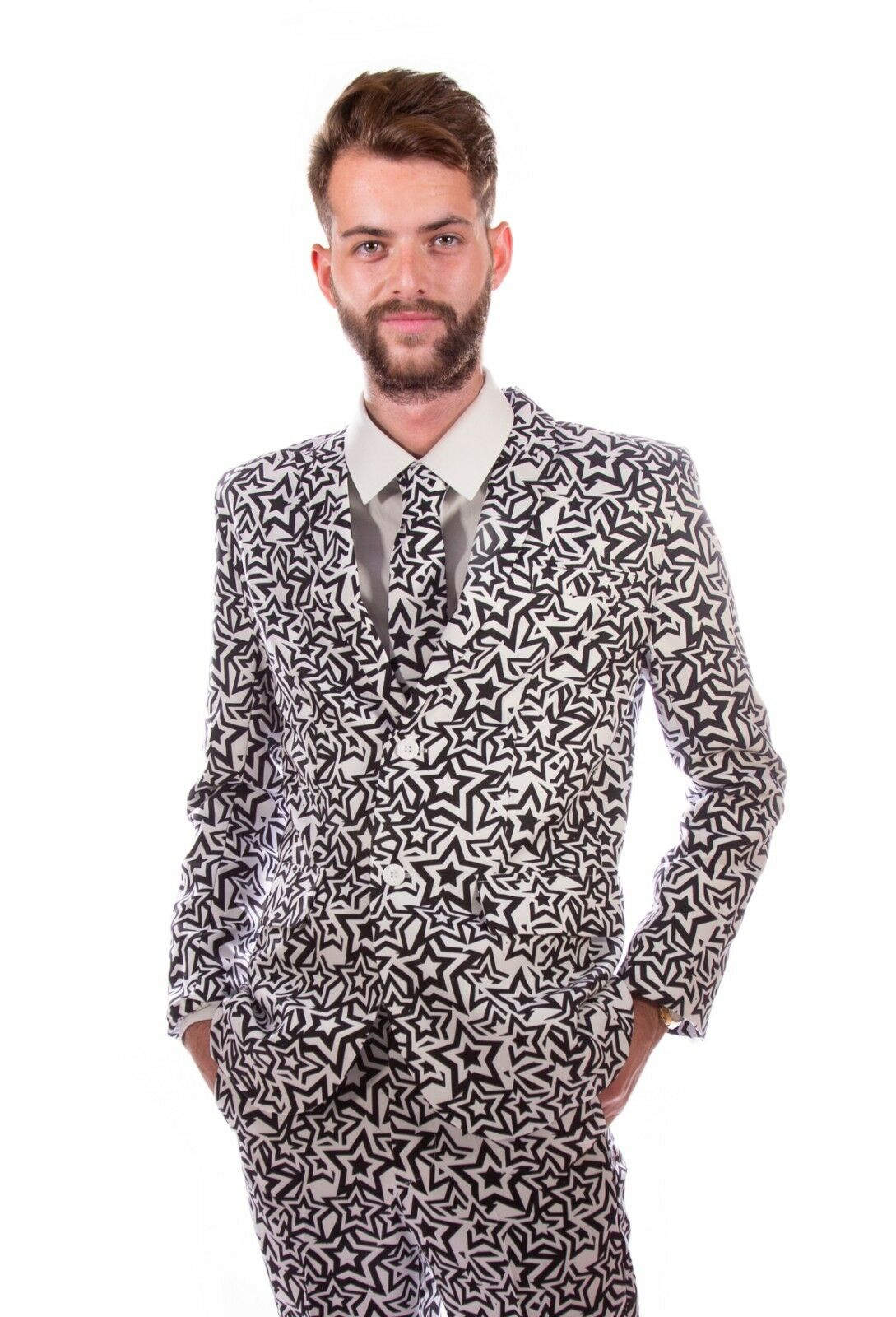 New Stag Do Suit Fancy Fancy Fancy Dress Costume, Stand out suits for men who like to party | Guter weltweiter Ruf  71fedd
