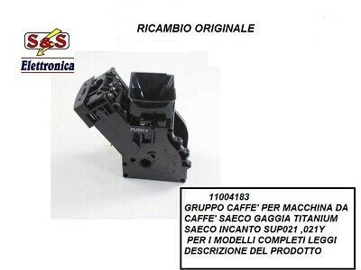 Gruppo Caffè P107 Macchina Titanium SUP027YDR GAGGIA PHILIPS 11004183
