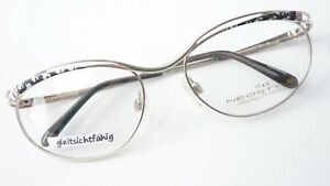 Titan-Gafas-Grande-Cateyeform-Mujer-Neostyle-873-Insolito-Niquel-Tamano-M