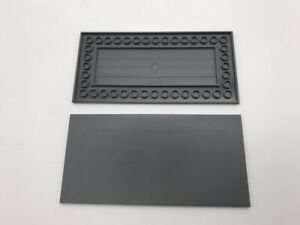 Lego 6205 Modified Plate Base Plate Size 6x16