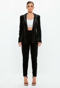 Missguided-High-Waisted-Seam-Detail-Trouser