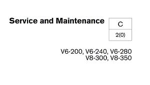 volvo penta service manual v6 200 v6 240 v6 280 v8 300 v8 350 gen 5 rh ebay com volvo penta repair manual pdf volvo penta service manual free download