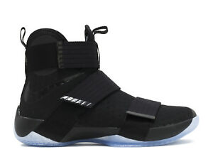 the best attitude 2c5e1 c6299 Image is loading Nike-Lebron-10-Soldier-Game-3-Championship-Finals-
