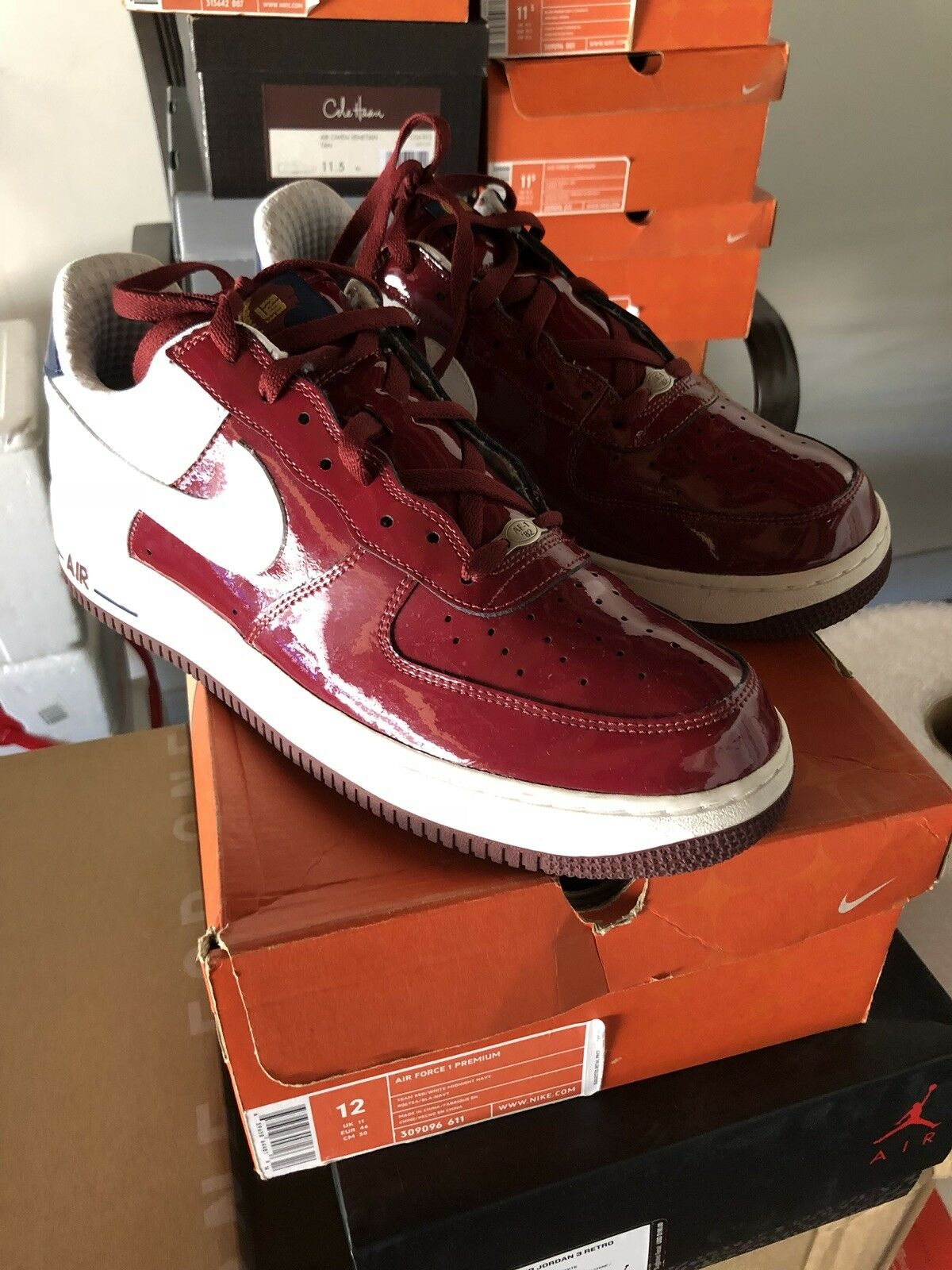 """Nike """"Lebron"""" Air Force 1 sz.12"""