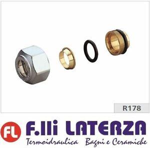 Giacomini R178/ /Adaptateur Cuivre R178/16/x 16