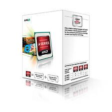 AMD APU A4 - 6300 3.7GHz DUAL CORE CPU PROCESSOR + AMD APPROVED HEATSINK & FAN