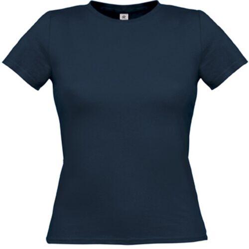 amp;c Cgtw012 Navy Lot Femme shirt 10 B Coton Tee De 100 qqwPU8v