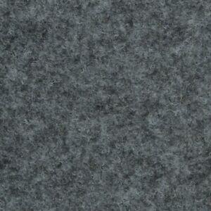Kunstrasen Rasenteppich 3,50€//m² Teppich 133 cm grau Fertigrasen Noppen