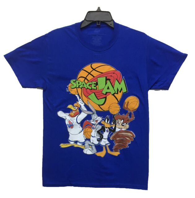 Tune Squad Jersey Pepe Le Pew 69  Space Jam Movie White Basketball Size S-XXL