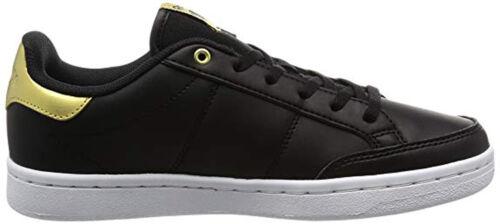 Zapatillas para deportivas Smash bd3209 Royal mujer Reebok negras SqEdS