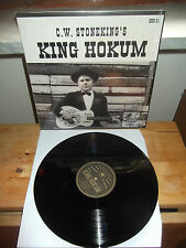 "C.W. Stoneking ‎""King Hokum"" LP KING HOKUM USA 2005"