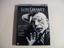 TCM Archives - The Lon Chaney Collection (DVD, 2003, 2-Disc Set, Digi-Pack)
