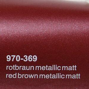 15-10-m-Oracal-970ra-Rojo-Marron-Mate-Metalico-369-Pelicula-Auto-Modelado