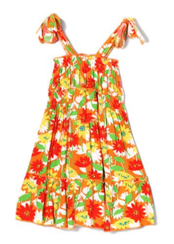 NWT LELE Kids Girls Sun Flower Girl Dress Spring Summer Sundress SZ 3 5 4 6