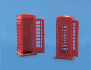 Telephone-kiosks-OO-HO-Accessories-Model-Scene-5006