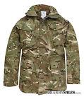 Genuine British Army Surplus MTP Camouflage Windproof Combat Smock Grade 2