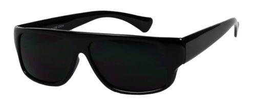 ShadyVEU OG Gangster Super Dark BlackOut Lens Biker Ride Eazy E Locs Sunglasses