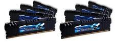 32GB G.Skill DDR3 PC3-17000 RipjawsZ Series CL9 Quad2 Channel kit 8x4GB