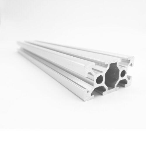 4PCS 20x40 500mm European Standard Linear Rail Aluminum Profile Extrusion