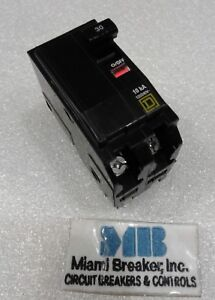 Square D QOB230 WARRANTY 2 POLE 30 AMP 240 VOLT BOLT ON Circuit Breaker