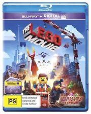 THE LEGO MOVIE****BLU-RAY****REGION B****NEW & SEALED