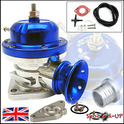 34MM DiverterI Recirculaing Dump BOV Blow Off Valve For Subaru Impreza GC8 92-98