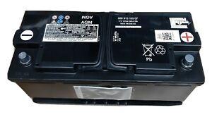 Original-VW-Audi-Varta-AGM-Batterie-12V-105Ah-580A-950A-000915105CF-46-2018-100