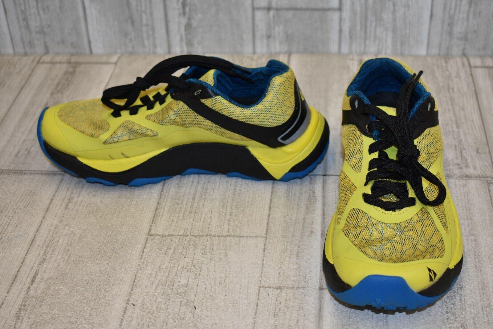 Vasque 7660 Trailbender Trail Running Zapatos, hombres II 's Talla 7.5M, Amarillo Negro