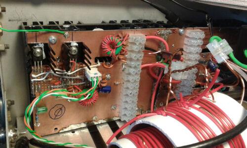 FR4 100 x 160mm a doppia faccia di Rame Rivestito Circuito Stampato fibra di vetro materiale PCB