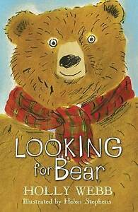 Holly-Webb-Looking-for-Bear-Holly-Webb-Animal-Stories-Very-Good-Book
